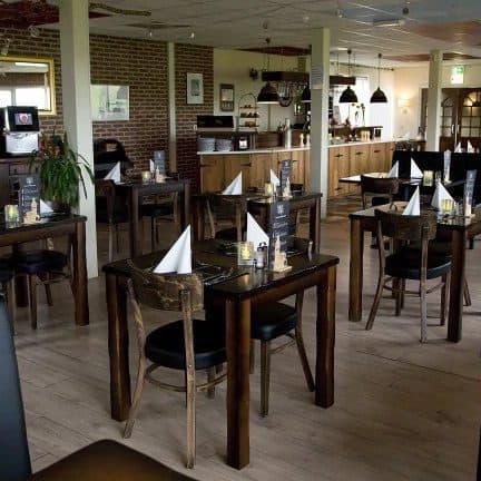 Restaurant van Hotel Het Witte Veen