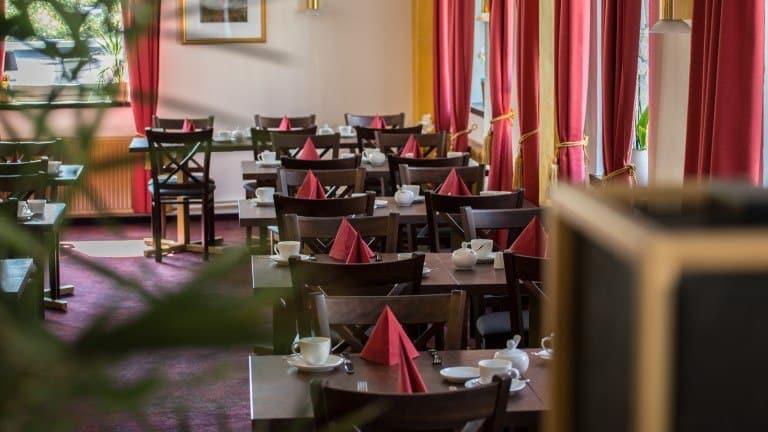 Restaurant van Nordhäuser Fürstenhof