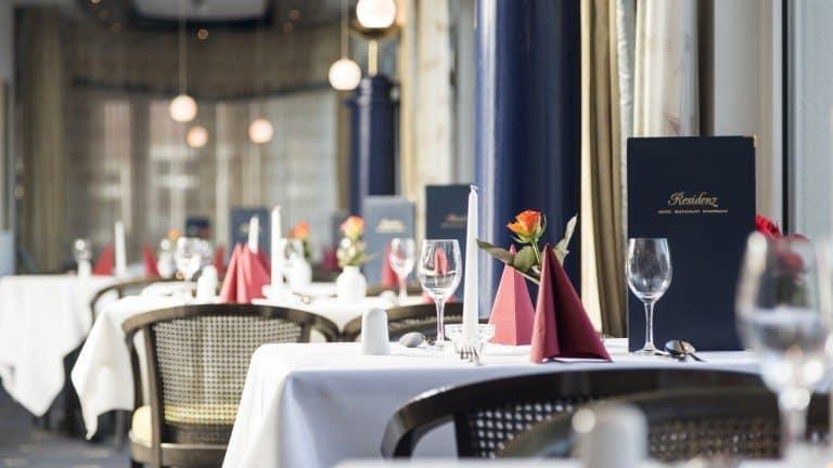 Restaurant van Ringhotel Residenz Wittmund
