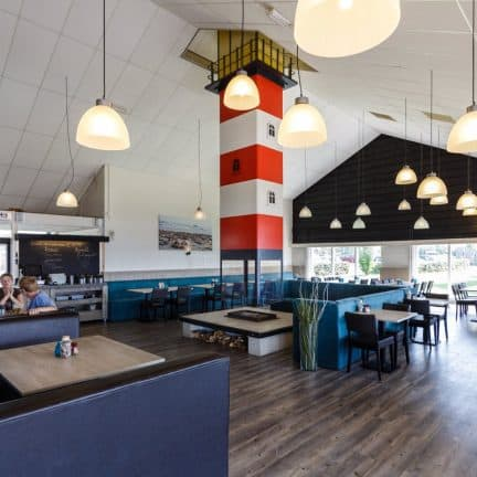 Restaurant van Vakantiepark RCN De Schotsman