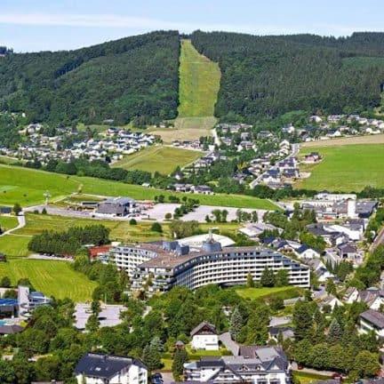 Sauerland Stern Hotel in Willingen, Duitsland