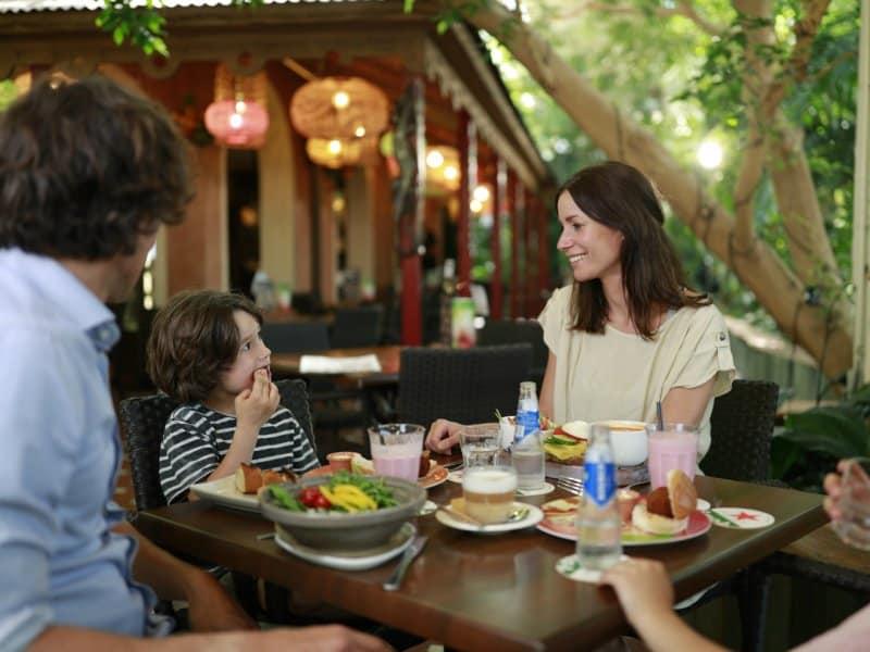 Uit eten in Center Parcs de Limburgse Peel