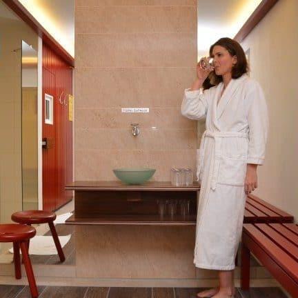 Wellness van Hotel Kleins Wiese