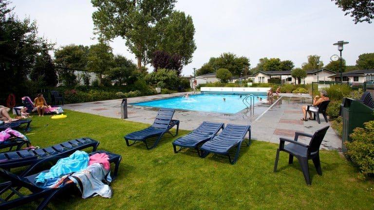 Zwembad van Droompark Molengroet