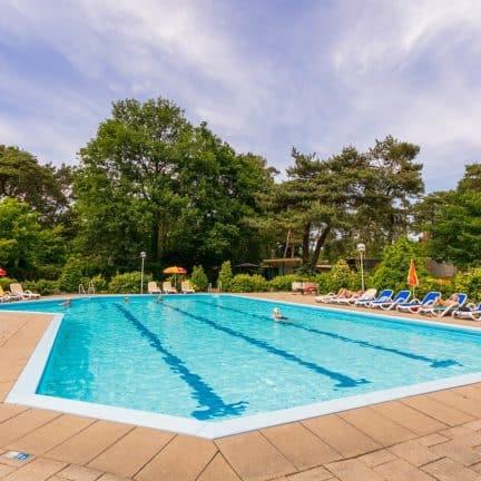 Zwembad van Vakantiepark Buitencentrum Hessenheem
