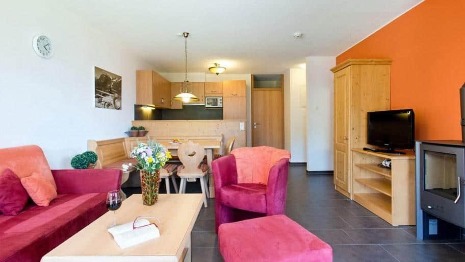 Appartement van Landal Brandnertal
