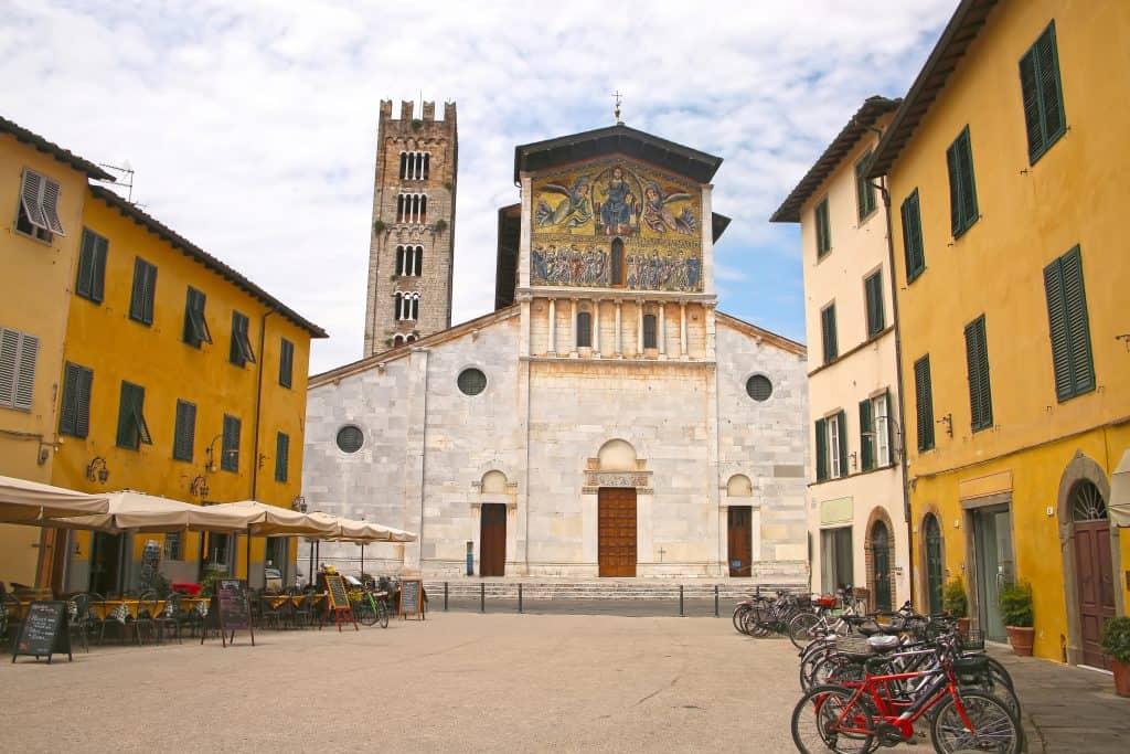 Basiliek van San Frediano in Lucca