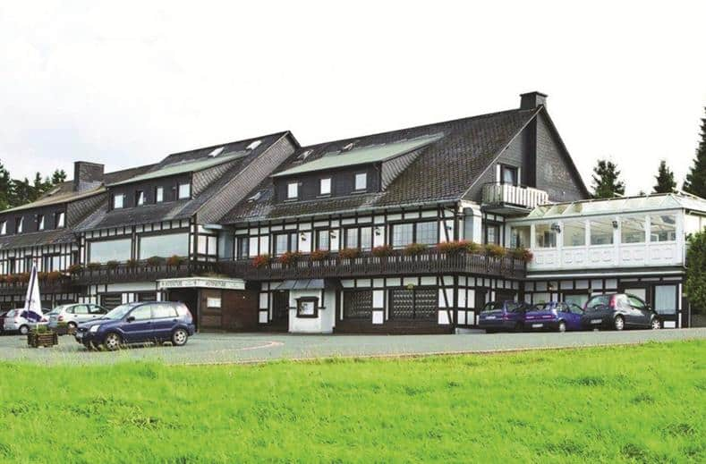 Der Schöne Asten Resort Winterberg in Sauerland, Duitsland