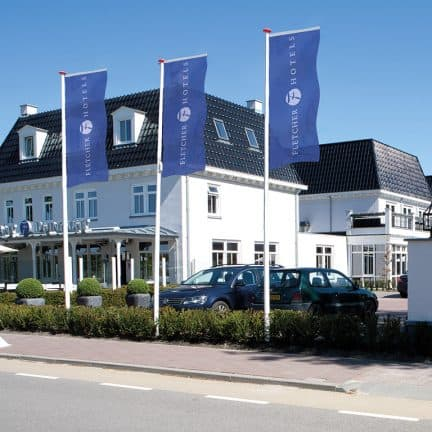 Fletcher Hotel-Restaurant Duinzicht in Ouddorp, Zuid-Holland