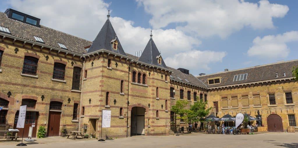 gevangenis blokhuispoort in leeuwarden
