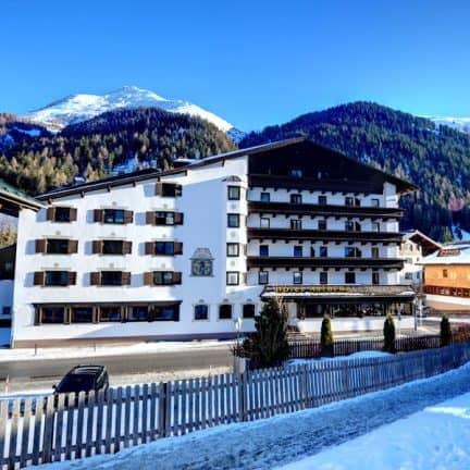 Hotel Arlberg in St. Anton am Arlberg, Oostenrijk