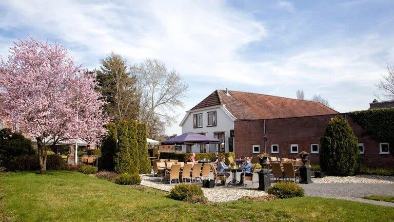 Hotel Eeserhof in Ees, Drenthe