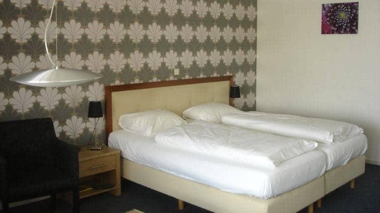 Hotelkamer van Hotel-Restaurant Ie-Sicht