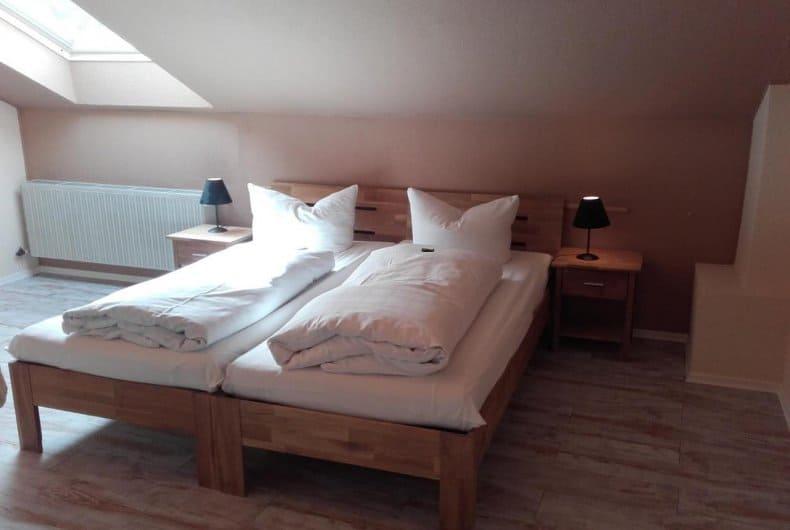 Hotelkamer van Hotel Sonneneck