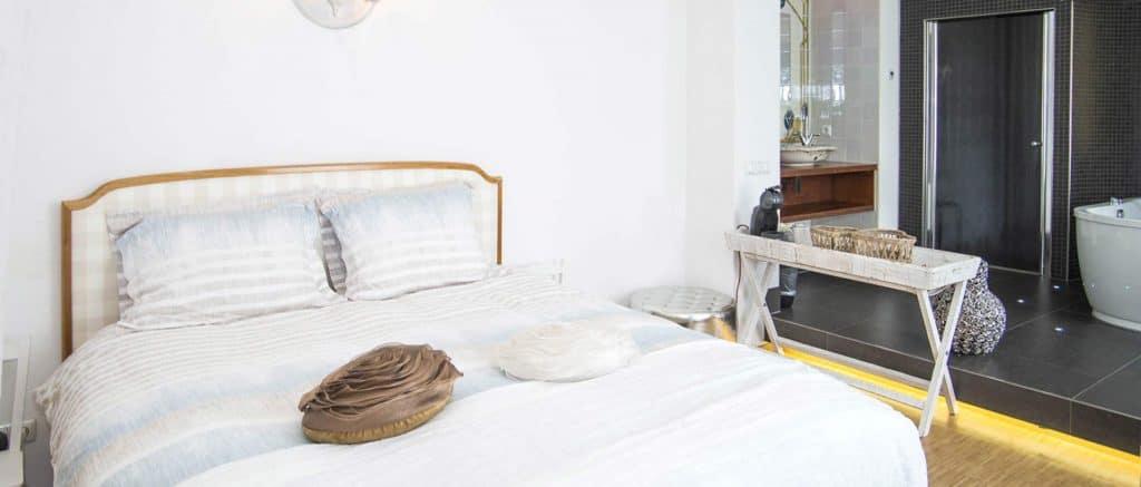 Hotelkamer van Hotel Wymerts