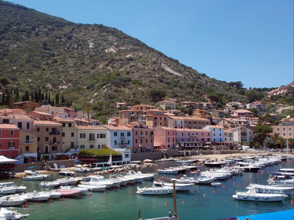 Isola del Giglio, mooiste eiland van de Toscaanse Archipel