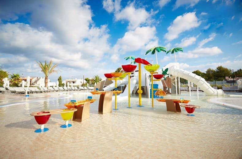 Kinderbad van TUI SENSATORI Resort Ibiza