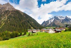 Landal Hochmontafon in Gargellen, Vorarlberg, Oostenrijk