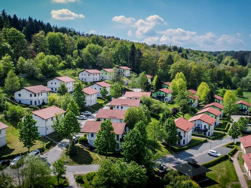 Landal Salztal Paradies in Bad Sachsa, Duitsland