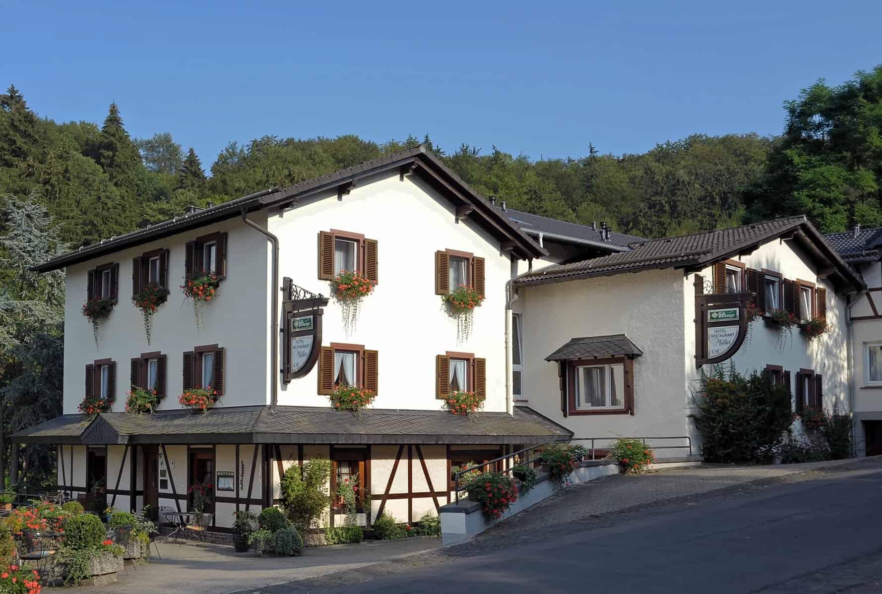 Landhotel Müller in Daun, Duitsland