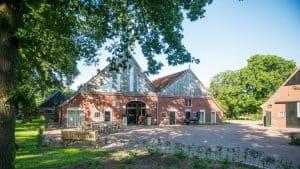 Landhuis Erfgoed Bossem in Lattrop-Breklenkamp, Overijssel