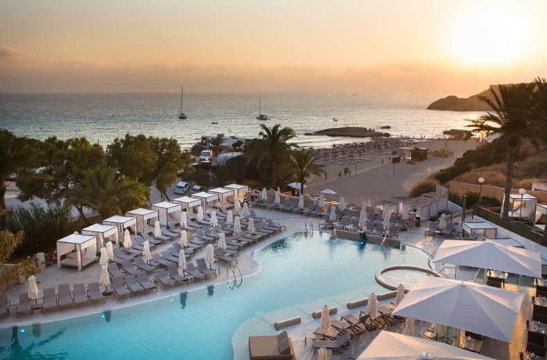 Ligging van TUI SENSATORI Resort Ibiza