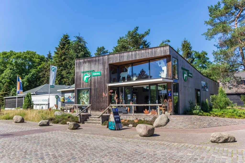 Natuurmuseum Holterberg in Overijssel