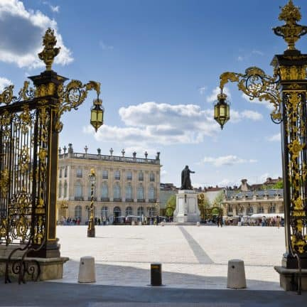 Place Stanislas in Nancy, Frankrijk