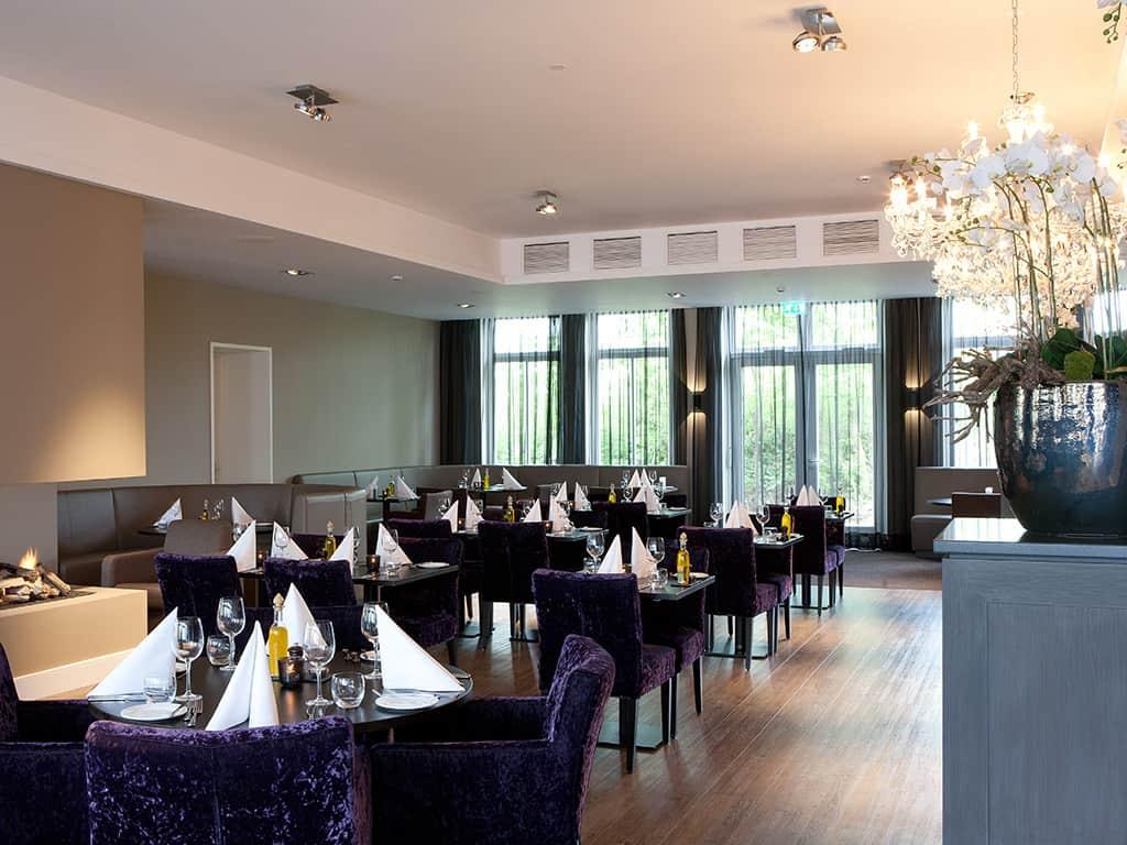 Restaurant van Fletcher Hotel-Restaurant Duinzicht
