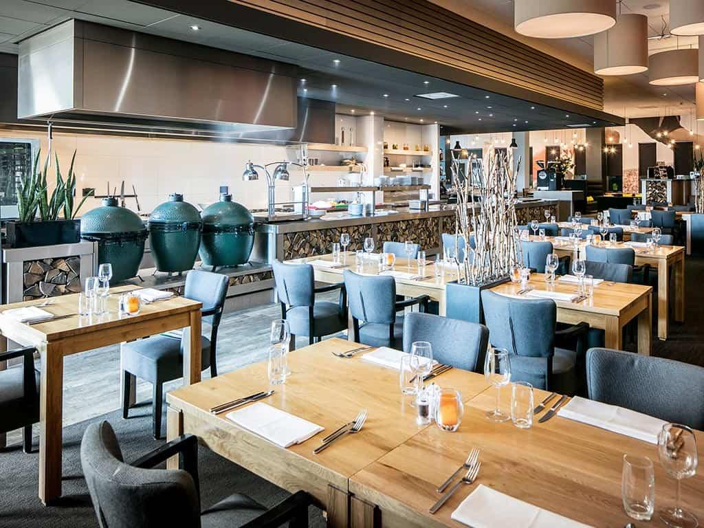 Restaurant van Fletcher Wellness-Hotel Helmond