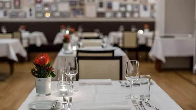 Restaurant van Hotel Bielefelder Hof