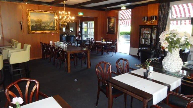 Restaurant van Hotel Eeserhof