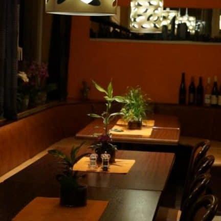 Restaurant van Hotel Sonneneck