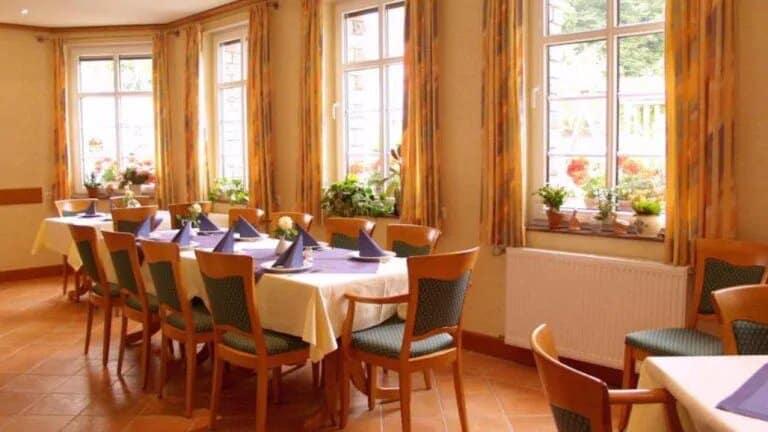 Restaurant van Landhaus Schend