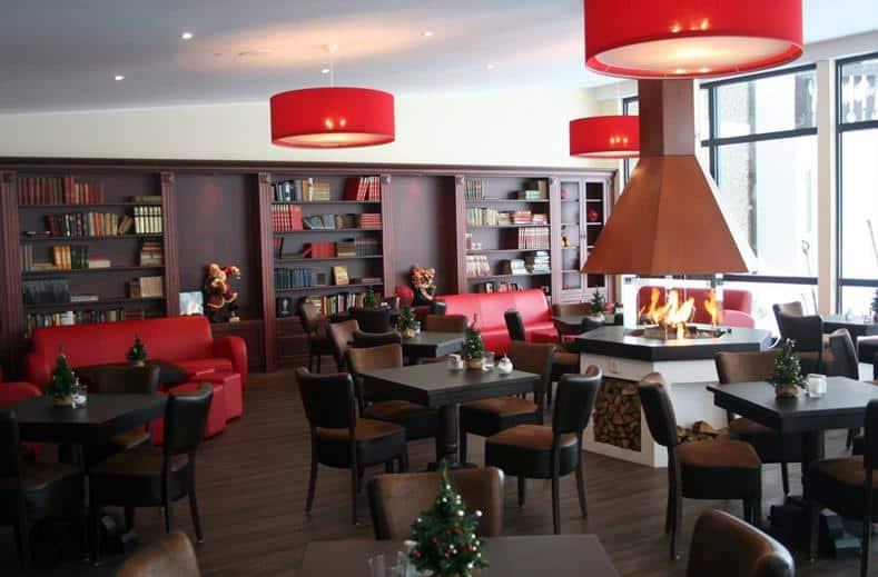 Restaurant van Winterberg Resort