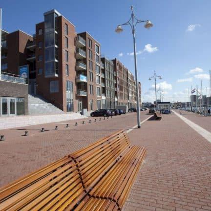 Roompot Nautisch Centrum Scheveningen in Zuid-Holland