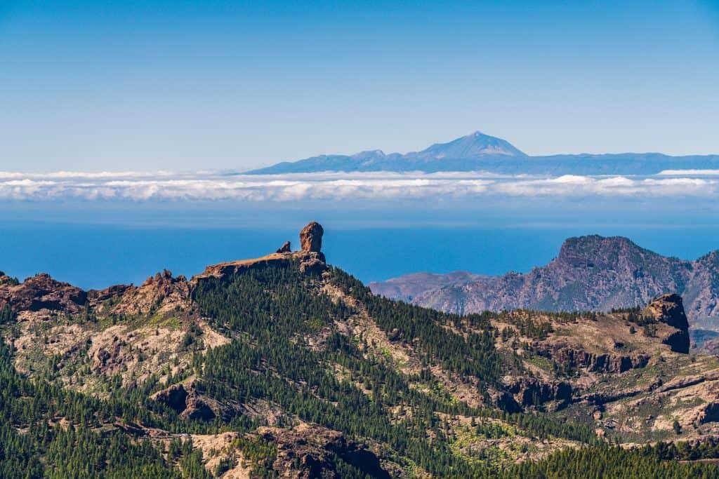 Roque Nublo op Gran Canaria