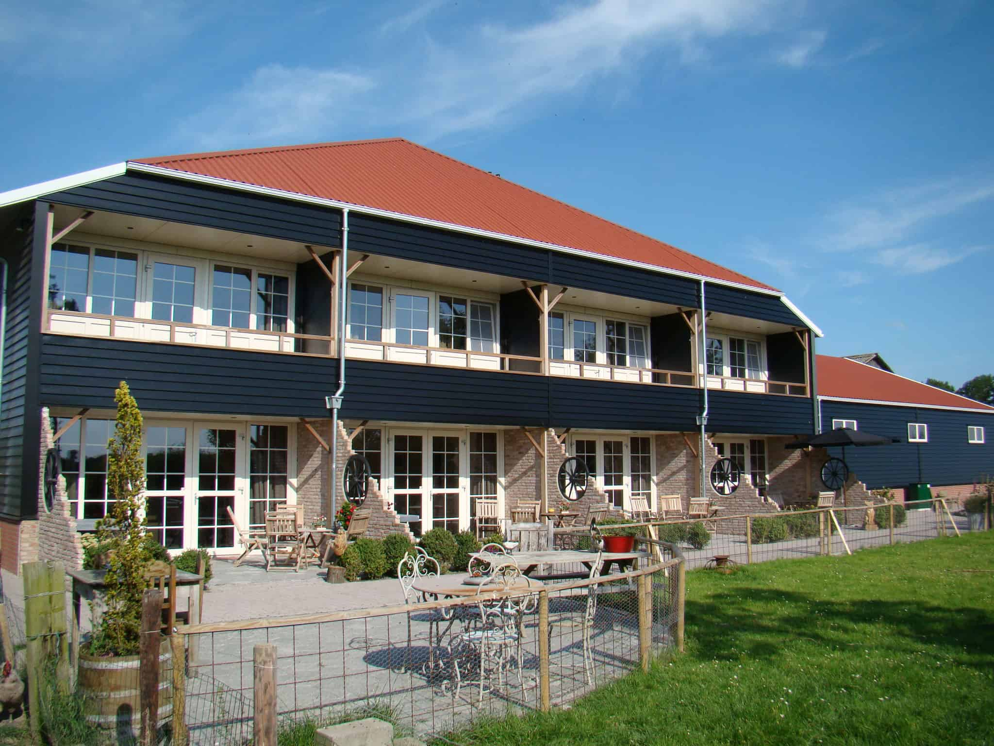 Vakantie-appartementen Crea-Trends in Retranchement, Zeeland