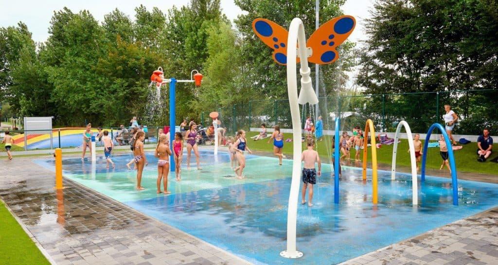 Waterpark van BestCamp Strand Westende