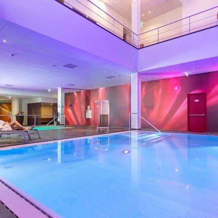 Zwembad van Fletcher Wellness-Hotel Helmond