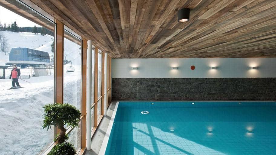 Zwembad van Landal Brandnertal