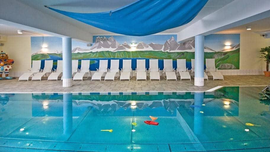 Zwembad van Landal Katschberg