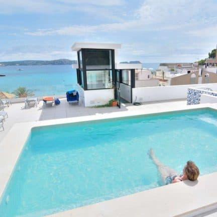 Zwembad van Paguera Treff Boutique Hotel