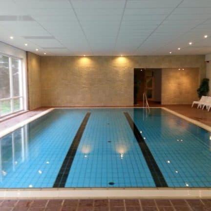 Zwembad van Winterberg Resort