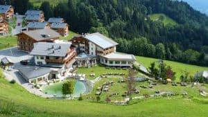 Alpinresort Schillerkopf in Bürserberg, Oostenrijk
