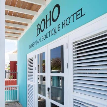 Boho Bohemian Boutique Hotel in Willemstad, Curaçao