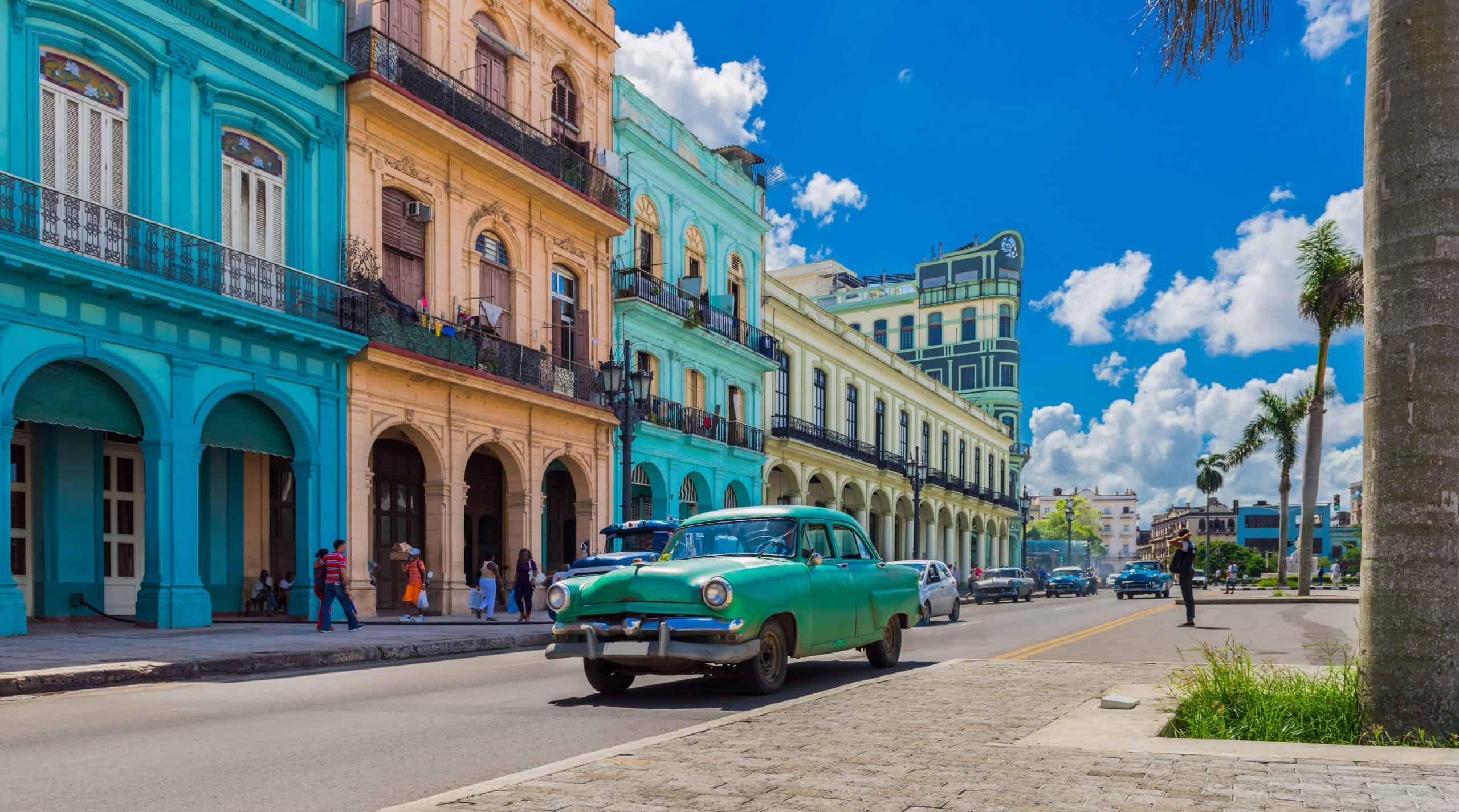Cuba vakantie