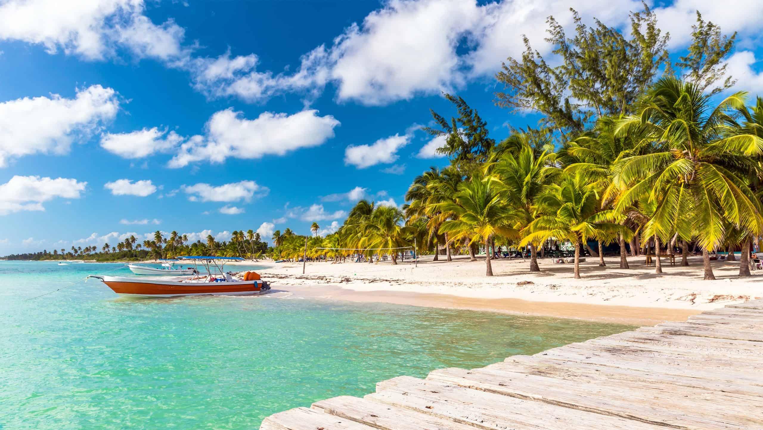 Dominicaanse Republiek vakantie