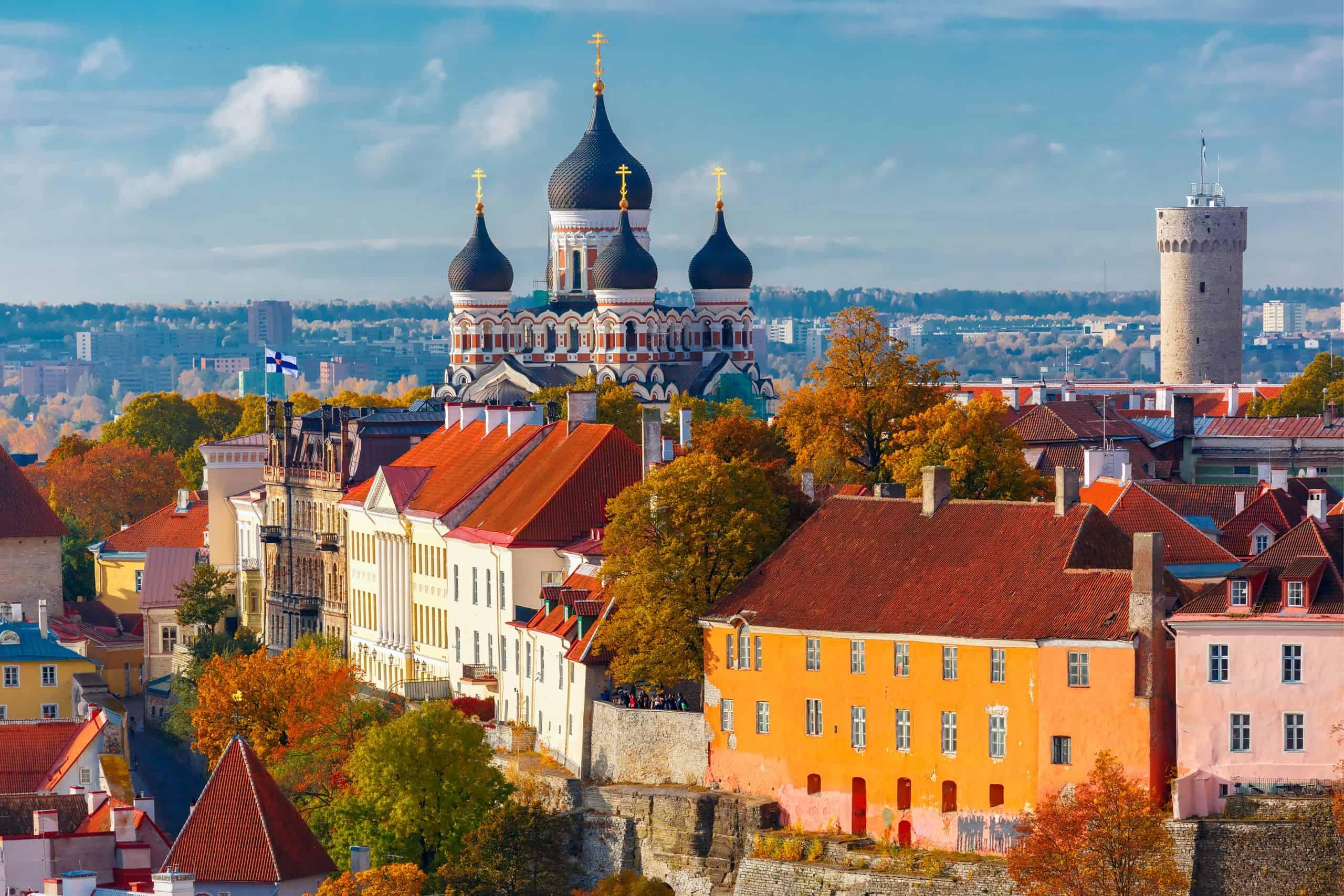 Estland vakantie