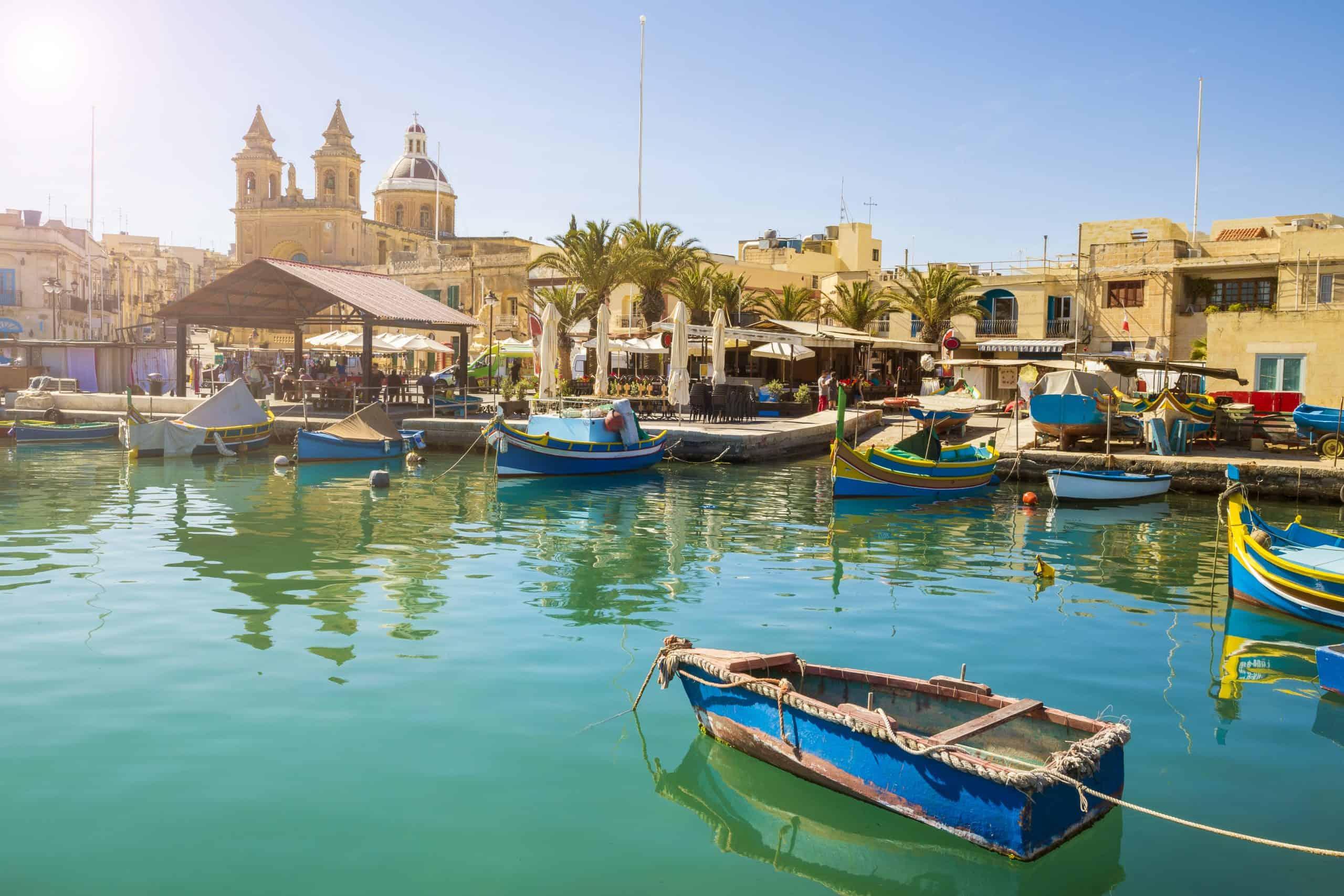 Malta vakantie